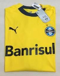 Camisa Grêmio Goleiro Puma 3G Nº 1 - Banrisul (2008)