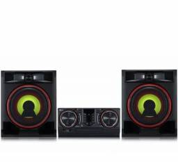 Título do anúncio: Mini system LG CL65 950watts rms lacrado