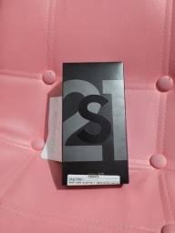 S21 Plus Lacrado, somente venda