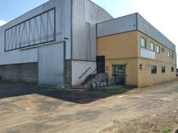 Barracão industrial para alugar em Mirassol- SP 2.300 M²