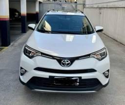 Toyota RAV4 2018 ÚNICO DONO - BAIXA KM versão TOP