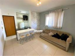 Apartamento com 1 dormitório à venda, 41,57 m² - Nova Aliança - Ribeirão Preto/SP