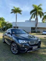 BMW X4 28i 2018 Blindado / único dono