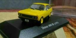 Dodge: 1800 SE (1975) Polara - Amarelo - 1/43