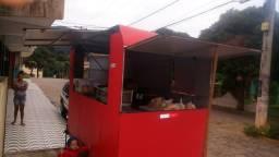 Troco trailer en moto ou carro Fiat uno