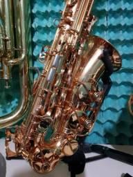 Saxofone alto Weril spectra A931