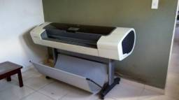 Plotter HP Desingjet T1100ps Seminova