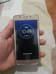 Moto g5 novinho 4 mês de uso