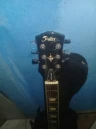 Guitarra shelter basse