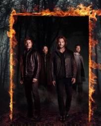 Box supernatural da 1 até 9 temporada oportunidade