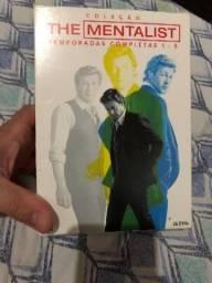 Box the mentalist as 5 temporadas 26 dvds confira