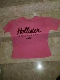 Camiseta holister original m