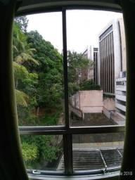 Espaçoso quarto e sala + Dependências + Garagem - Botafogo / Urca