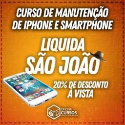 Curso de Manutenção em Celulares e Smartphones 100% Presencial Aracaju
