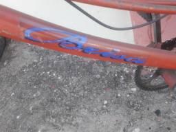 Bicicleta feminina brisa antiga