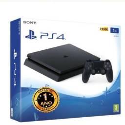 Console PlayStation 4 Hdr 2115B Americano 1 ano de Garantia