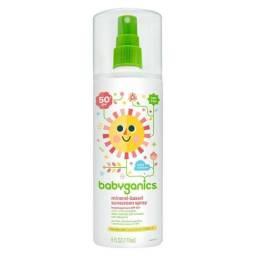 Protetor Solar Babyganics Spray