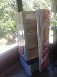 Freezer Cervejeira e Refrigerador