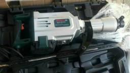 Martelete Demolidor 15kg Bosch (Novo na Maleta)