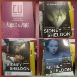 Livros variados e baratos!