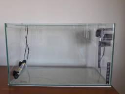 Aquaterrário Tartaruga Aquário