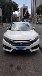 Honda Civic Touring - TOP e baixa Km - 2017