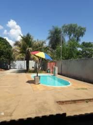 Rancho vo João em Pres Epitácio com piscina, indisponível natal e ano novo