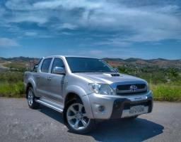Toyota Hilux SRV 2010 - 2010