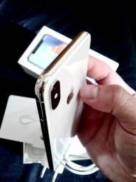 IPhone X 64gb Branco negociável