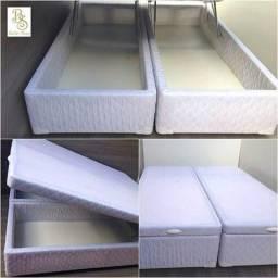 Box baú casal bipartido (138x188) genki kenko
