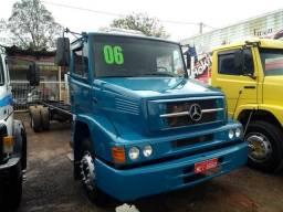 MB 1620 Truck 2006 Bomba Grande - 2006