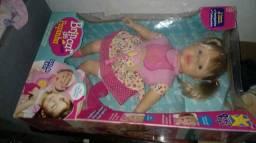 Boneca e bota