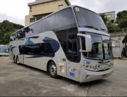 Ônibus Busscar DD executivo
