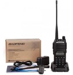Radio Comunicador Dual Band Baofeng Fm Uv-82 + Fone comprar usado  Goiânia