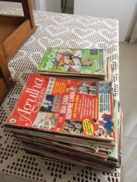 Revistas antigas de ponto cruz