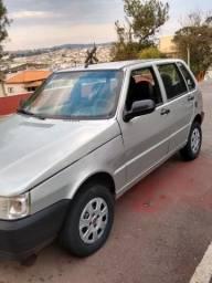 Fiat uno mille 2013 varginha mg !!! - 2013