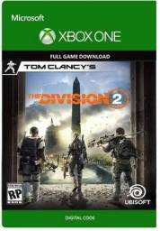 THE DIVISION 2 digital code, Xbox One