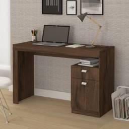 Título do anúncio: Mesa para computador melissa - café - pronta entrega