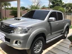 Hilux Diesel Srv - 2012