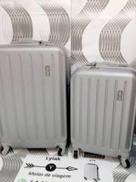 Kit malas de viagem