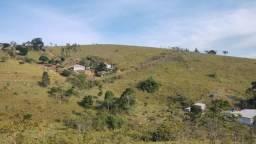 Terreno vista para o vale