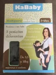 Usado, Baby bag canguru comprar usado  Rio de Janeiro