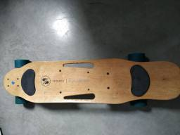 Skate elétrico zboard 2 blue edition semi-novo