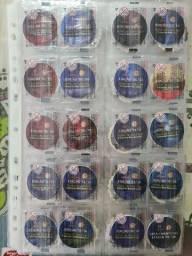 Coleção de tazos UEFA completa