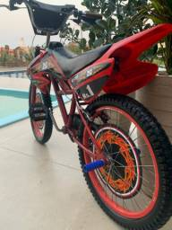 Bicicleta motocross