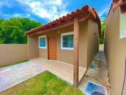 Bela casa com 2 quartos em Itaipuaçú!