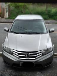 Honda City 2013 LX Flex 1.5, automático, impecável.