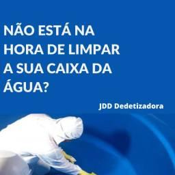 JDD - Limpeza de Caixa da água em São Miguel do Oeste