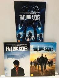 DVD Série Falling Skies 1ª, 2ª e 3ª Temporada
