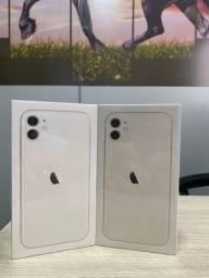 iPhone 11 128 lacrado branco